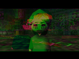 Ben Drowned Glitch by Creepypasta81691