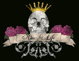 One Life Colour by KateBloomfield
