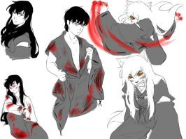 Inu forms by HapaAve