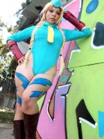 Cammy again by DanayMary
