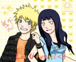 NaruHina by ElenEditions