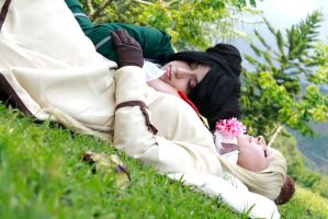 Rochu Cosplay Nyotalia - Dreaming by your side by ShintaWorld