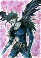 Death Note: Ryuk by MithriLady