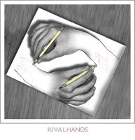 Rival Hands by claycox