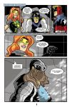 Thunder Force tryouts page 1 by Gaston25