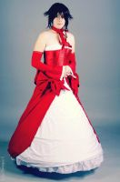 Alice Red Dress by Sage-Snoof