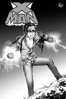 Nate Grey is back by Emtrexx