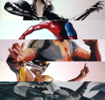 Fan Expo Previews by Paul-art