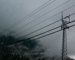 Powerlines by dirtylittlecity