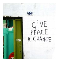 Give Peace A Chance.23. by Point--And--Shoot
