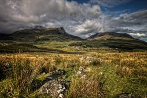 Rhyd Ddu trail 4 by CharmingPhotography