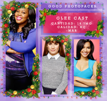 +Photopack de Glee Cast. by MarEditions1