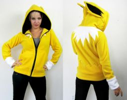 Evolution Electric Hoodie! by Lisa-Lou-Who