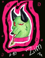 Zim's my Dawg by Albo-Beati7