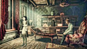 Alice Madness Returns by cibernetic