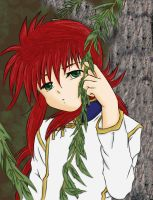 kurama Willow coloured by Honou-rei