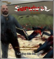 Survival With Father Grigori by 1-1-7