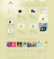 Ecommerce innerpage by marlonpeiris