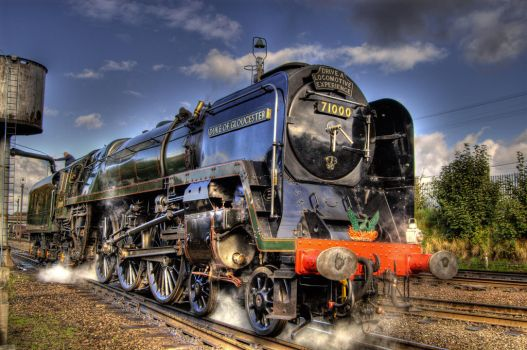 The Duke of Gloucester HDR by nat1874