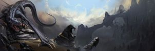 Lair of the Dragons by Der-Reiko