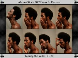 Taming the Wild 09 YIR 3 by Ahrum-Stock