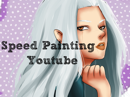 Speed Painting Youtube by Pammella