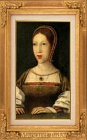 Margaret Tudor Queen of Scotland by Apollonaris