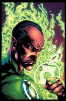 22 Green Lantern Issue 01 Cover By Joeprado201 XGX by knytcrawlr