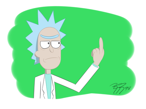 Rick by RGR98