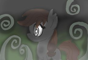 Graystriperules8's OC pony -Gift- by ZoruaAWESOME