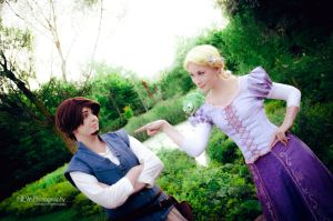 So, Flynn Rider.. by MiAnju