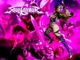 Soulcalibur IvY by DANCE-of-COBRA