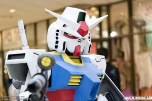 RX-78 Gundam 02 by thirdstop