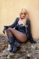 Black Canary by PamelaColnaghi