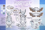 [OPEN] ANGEL DRAGON AUCTION: Kissed by Light by Octochels-Adopts