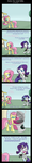 [Comic] Rarity's New Casual Hobby by TiXoLSeyerk