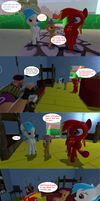 Meeting Somepony New Pt. 4 by mRcracer