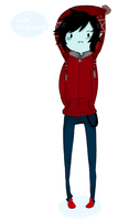 marshall lee is cold by solarsign