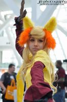 Anime Expo 2014 : Faces of Cosplay_0015 by JuniorAfro