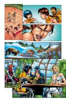 New X-men5 by ColorDojo