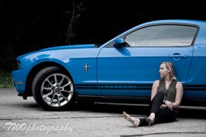 Mustang Lover by TWOphotography