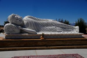 Sleeping Buddha by AndySerrano