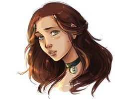 Katara by nolawforthedamned