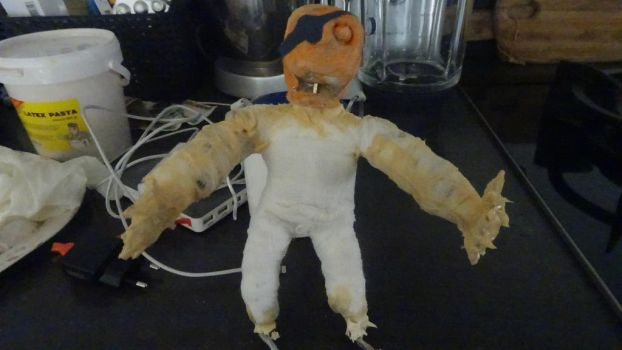 My StopMotion Puppet (WIP) by DragonFan656