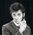 David Tennant: 'The Doctor' by Sterin