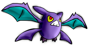 2nd Poison - Crobat by PlushBuddies
