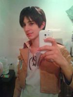 Eren Jaeger PREVIEW by IGrayI