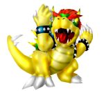Bowser by TheStaticCling