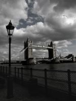 London - Tower Bridge by Jarkheld