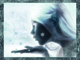 :: Wintry Nocturne :: by vampbabe